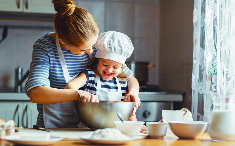 Nos recettes à préparer en famille