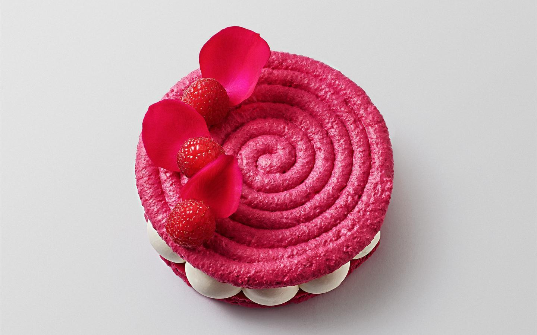 Macaron de Saint-Valentin