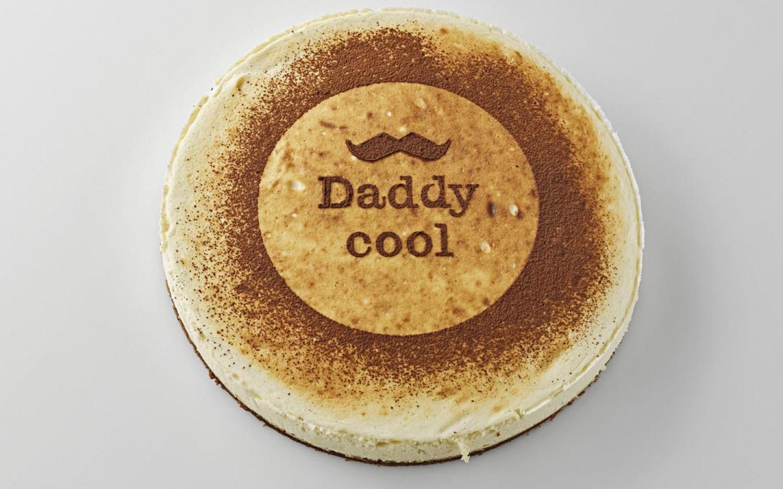 fête des pères gâteau