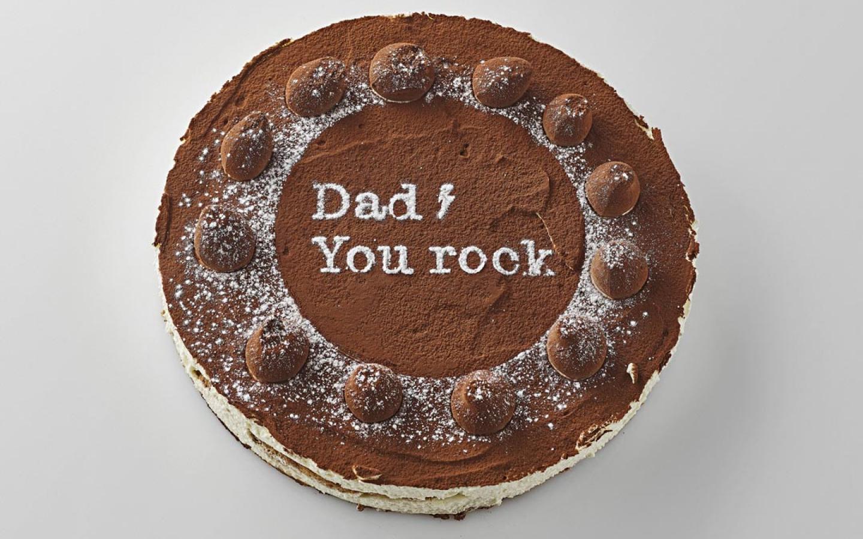 gâteau pour papa