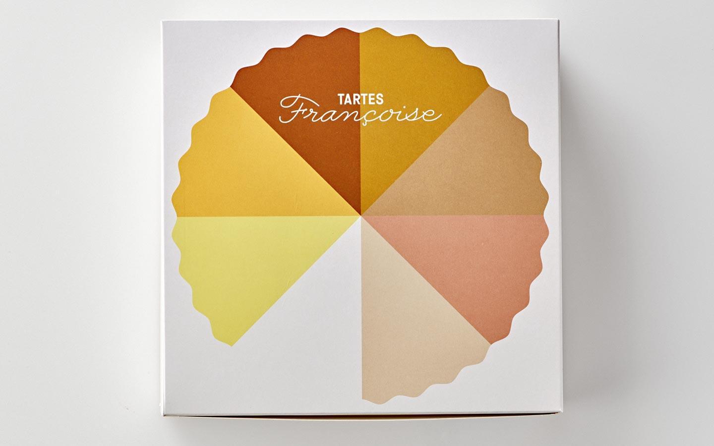 Boîte tartes françoise