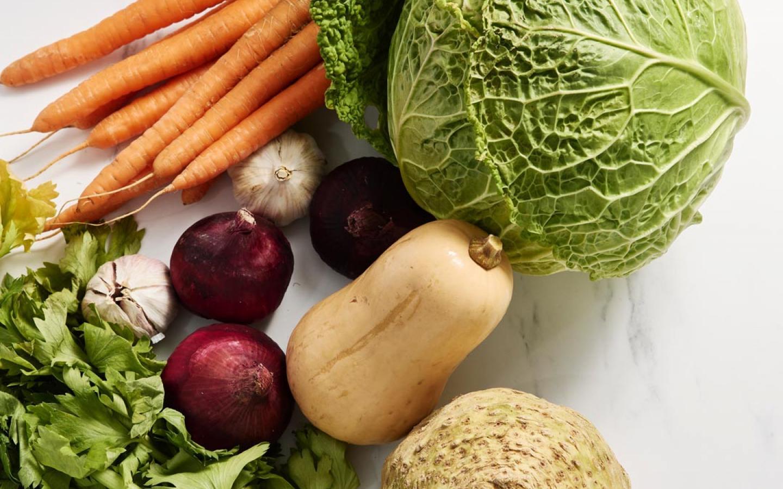 Légumes belges