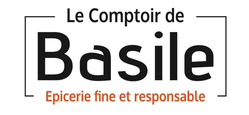 Logo comptoir de basile